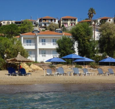 "APARTMENTS ""AKTI ZAGA"" – KORONI MESSINIA"