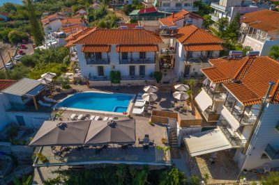 "APARTMENTS ""PANORAMA APARTMENTS"" – CHRANI MESSINIA"