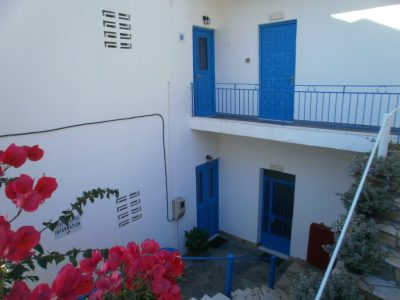 APARTMENTS «ZAGA – GIORGOS PAPASARANTOPOULOS» – KORONI MESSINIA
