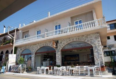 "APARTMENTS ""PARTHENON ROOMS"" – KORONI MESSINIA"