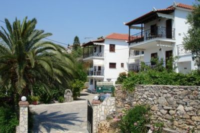 "APARTMENTS ""ZAGA"" – KORONI MESSINIA"