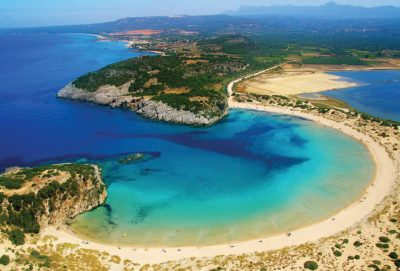 Beaches of Messinia