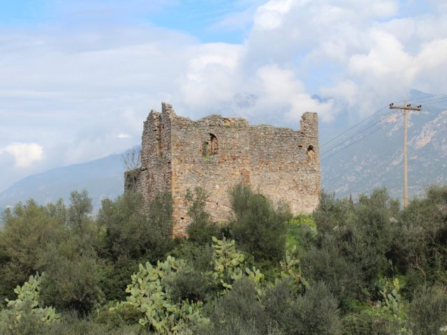 The Koumoundourou Tower