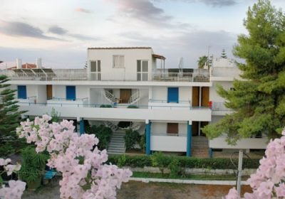 "APARTMENTS ""SOCRATES"" – CHRANI MESSINIA"