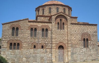 The Church of the Transfiguration, Christiani