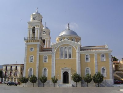 The Metropolitan Church of Ypapanti, Kalamata